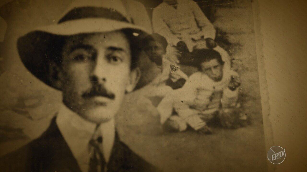 Santô: as invenções e a vida de Santos Dumont - Bloco 1