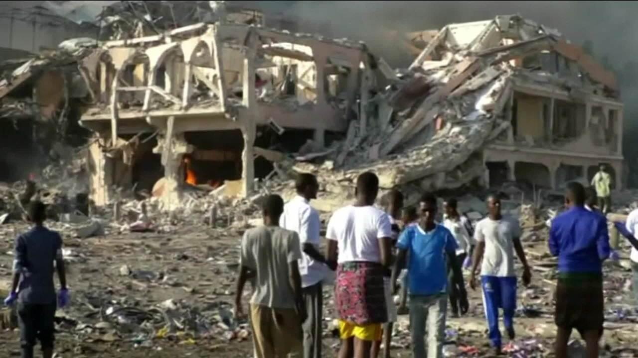 Somália: Número de mortes aumenta para mais de 230