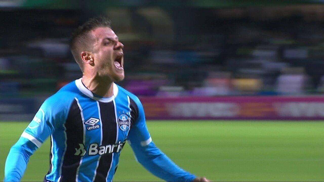 Coritiba x Grêmio: assista ao gol e aos melhores momentos