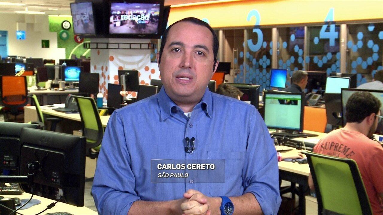 Cereto diz que Mano fatalmente treinará o Palmeiras: