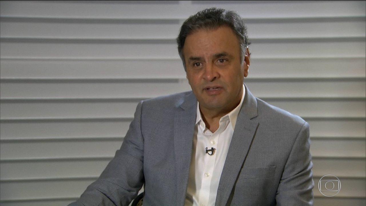 Decisão do Senado sobre Aécio terá voto aberto, decide ministro do STF
