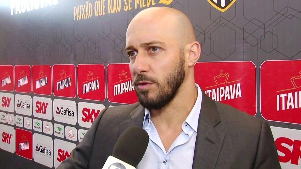 Alessandro Nunes parabeniza atitude de novas regras da Federação Paulista de Futebol