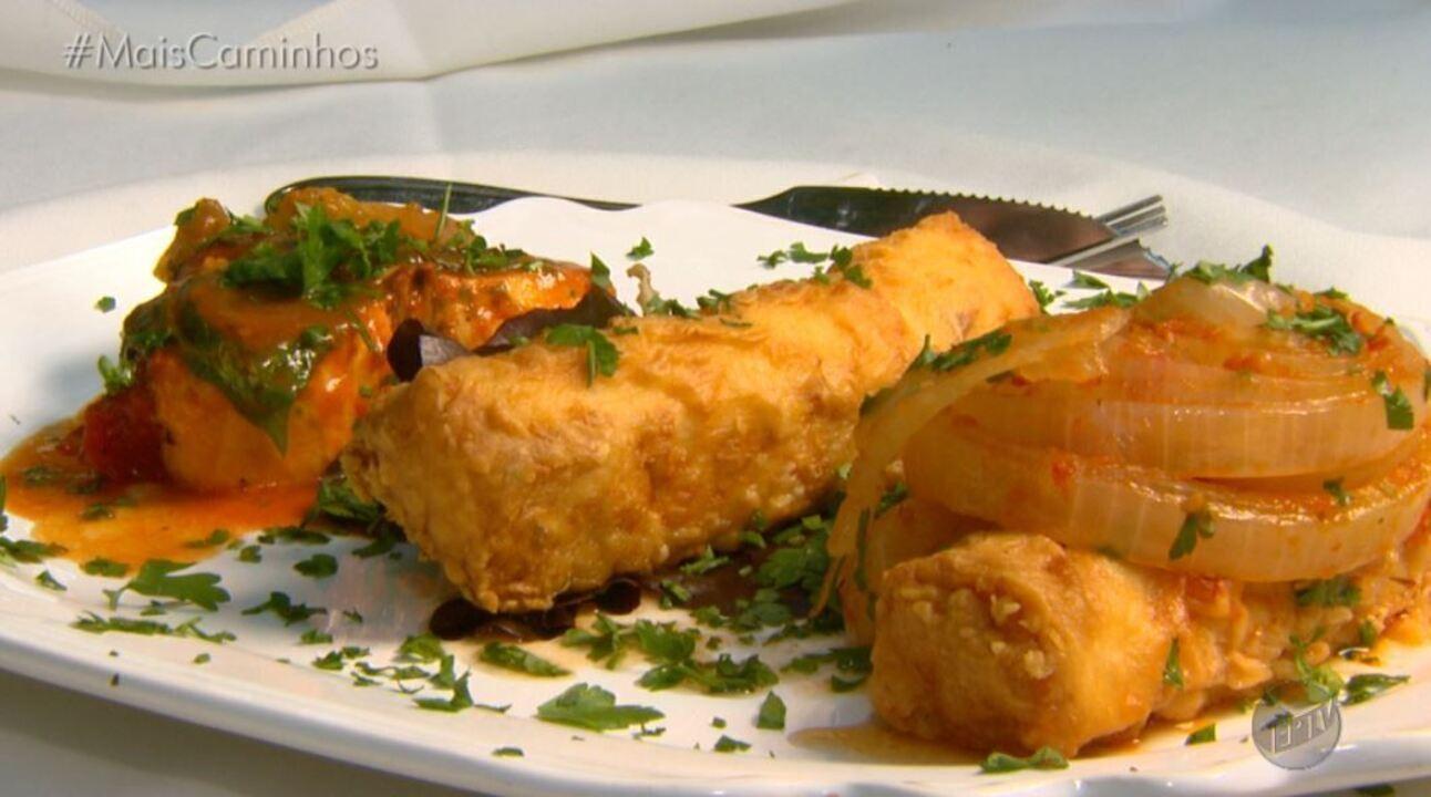No quadro 'Segredos da Cozinha' tem receita de peixada de pintado