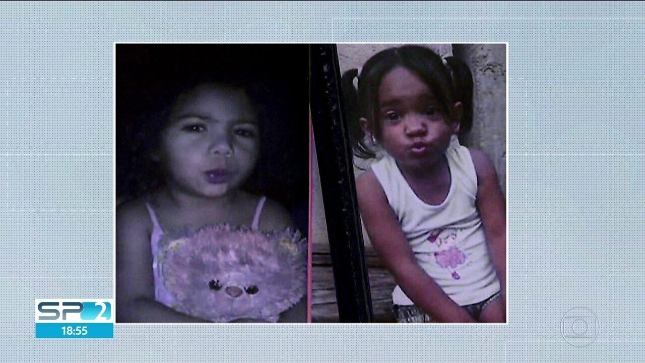 Polícia analisa preservativo onde meninas de 3 anos foram mortas