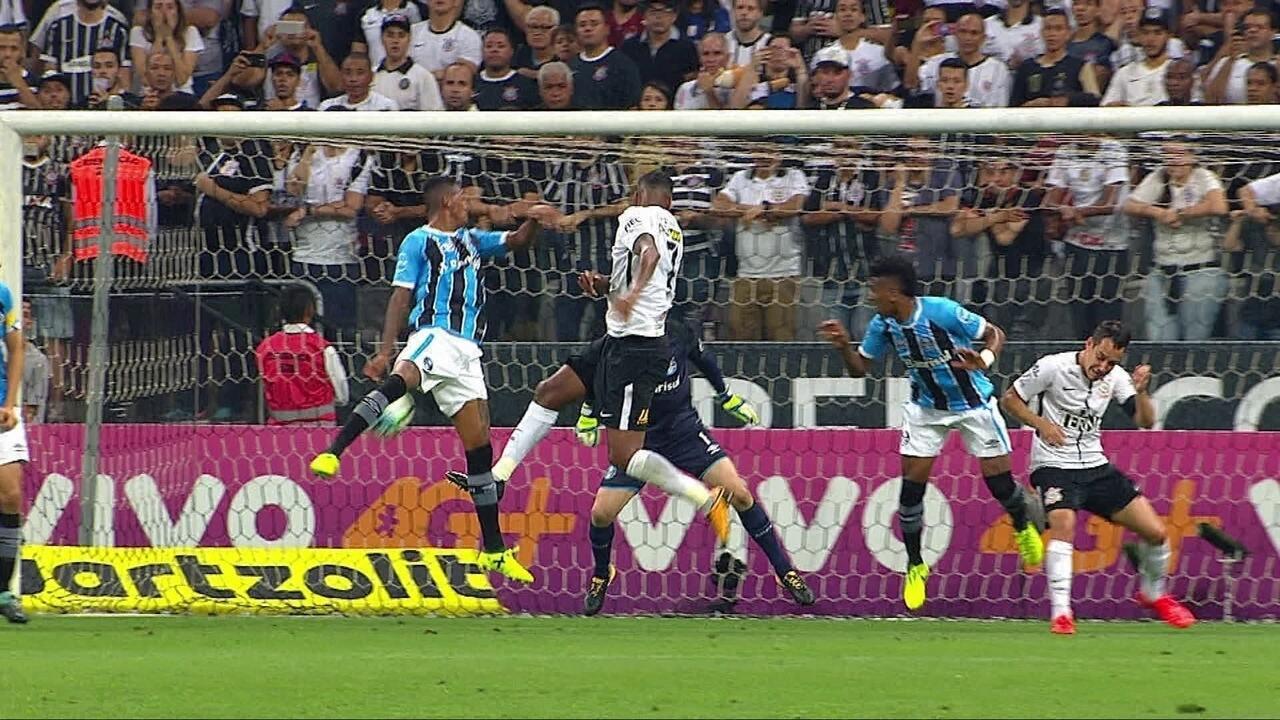 27cc913e6c Melhores momentos de Corinthians 0 x 0 Grêmio pela 29ª rodada do Campeonato  Brasileiro