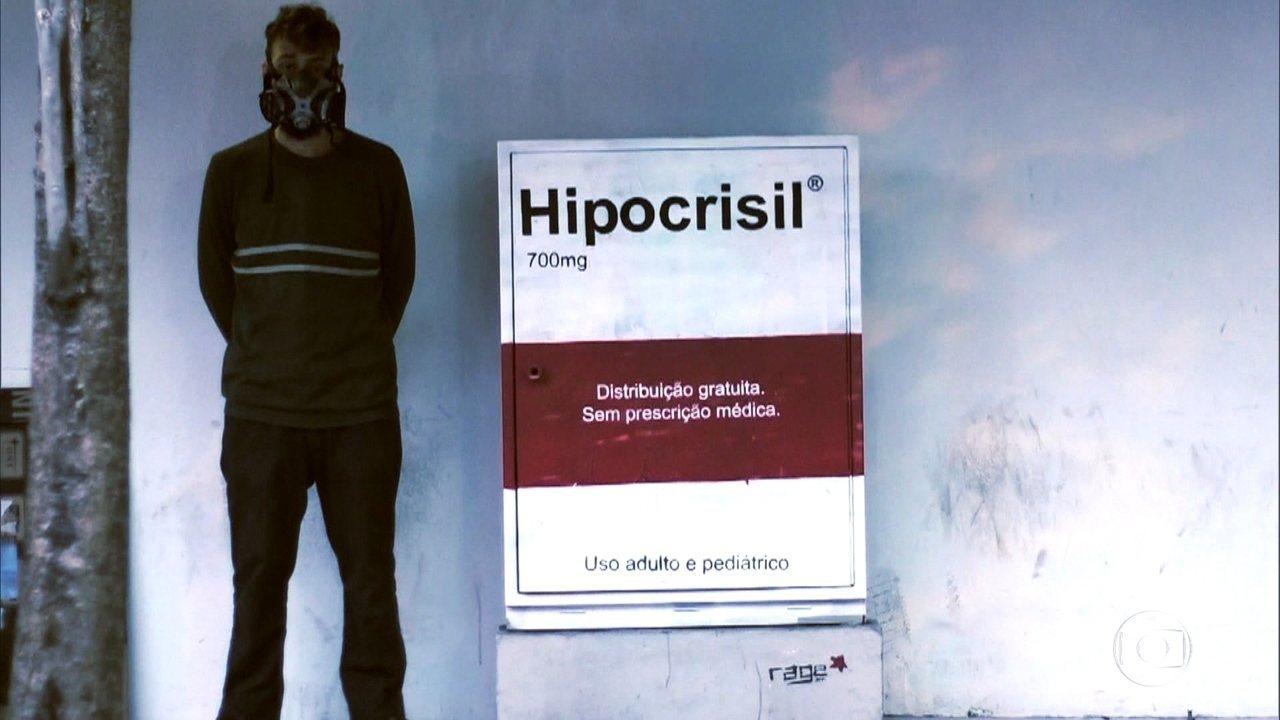 Rage apresente o 'Hipocrisil'