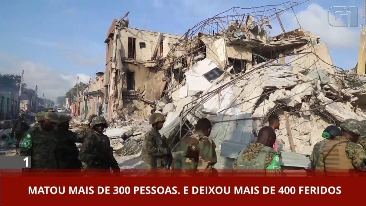 6 fatos sobre o ataque a Mogadíscio e a situação na Somália
