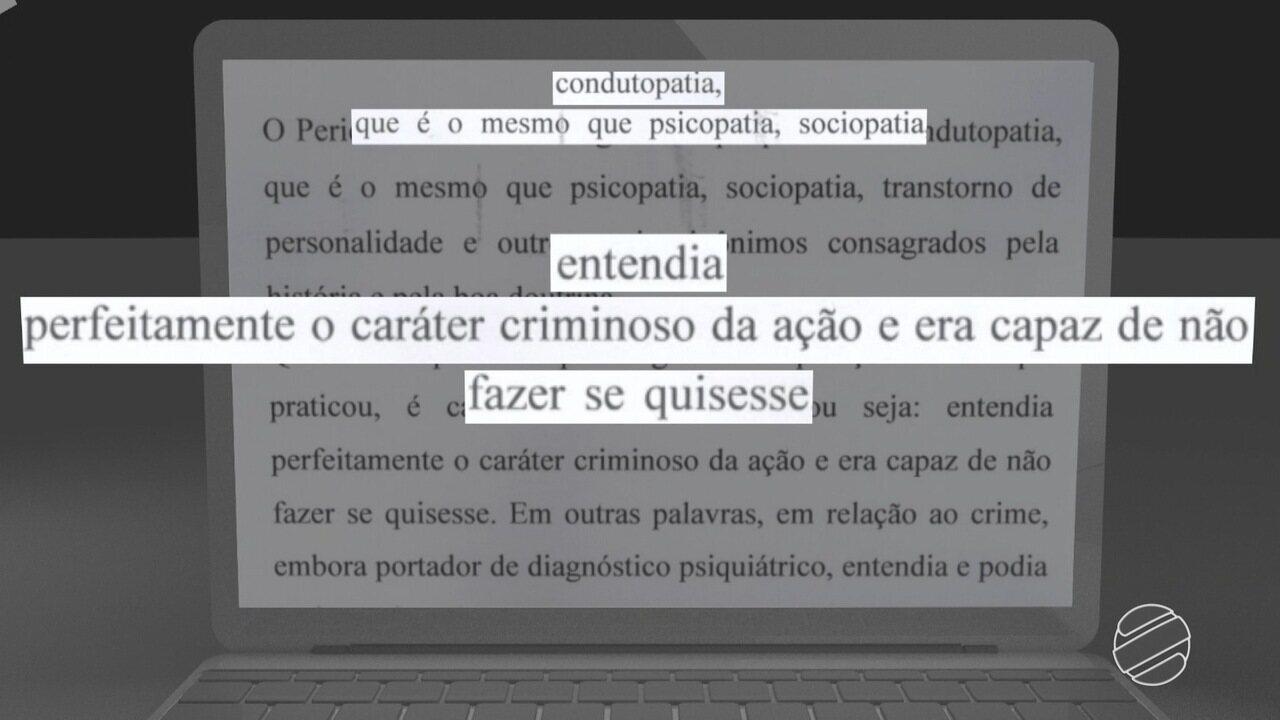 Filho de desembargadora preso em MS tinha consciência do que era crime, diz laudo