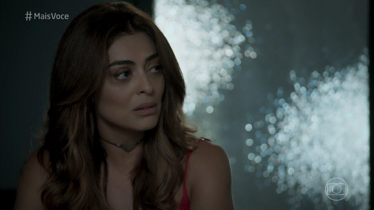 Ana Beatriz Barbosa conta como a personagem Bibi Perigosa foi construída
