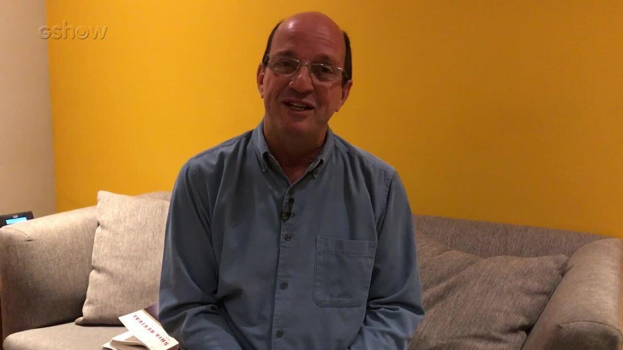 Marcos Uchoa relembra viagens marcantes