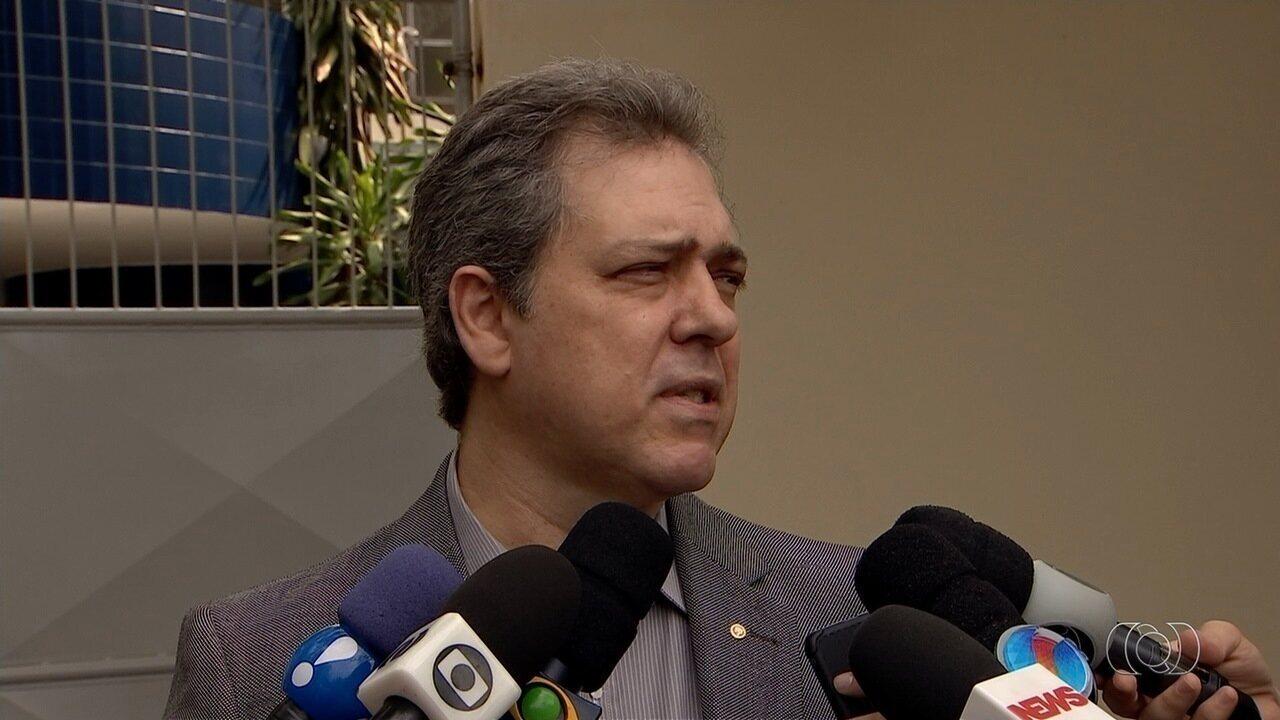 MP recomenda internação provisória de aluno que atirou contra colegas em escola de Goiânia