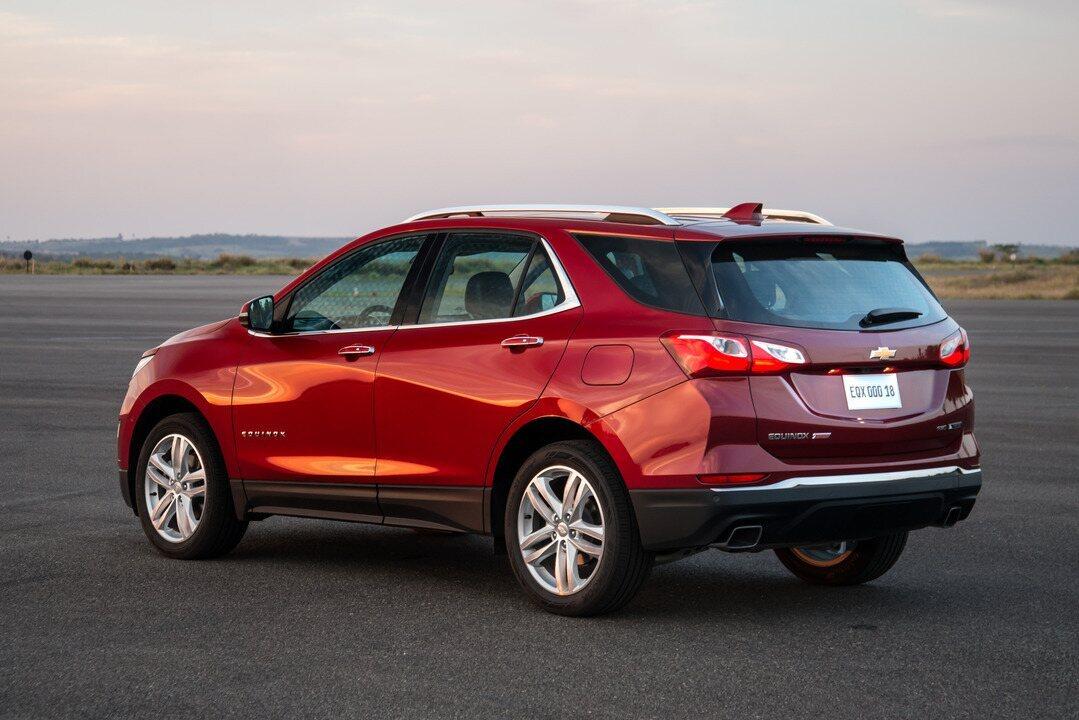 Chevrolet Equinox eleva o nível de desempenho dos SUVs médios