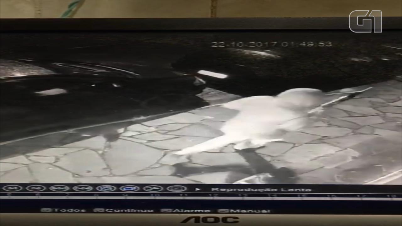 Imagens mostram momento do tiroteio em festa em Gravataí