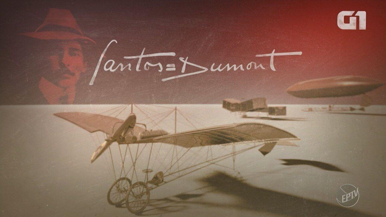 Veja o making off do especial do G1 sobre a história de Santos Dumont