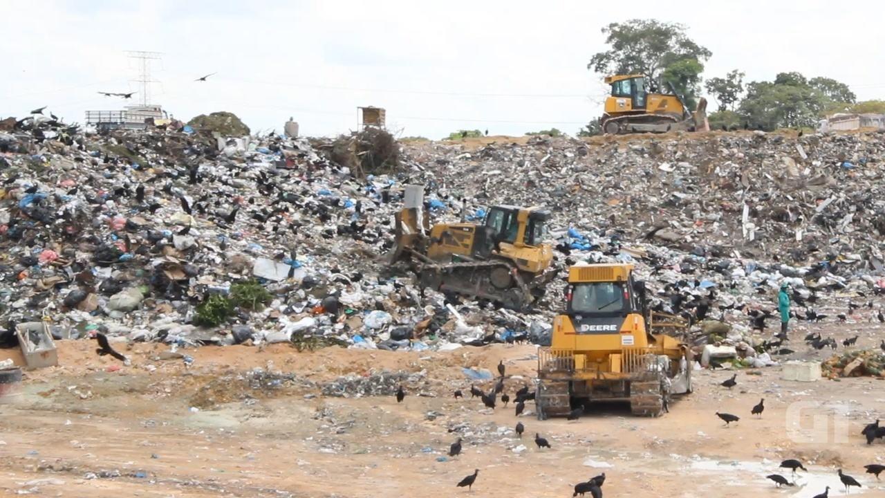 Secretário fala sobre fim do aterro sanitário e sobre ações para descarte correto de lixo
