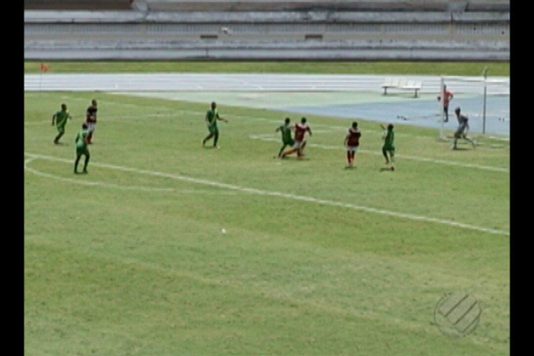 Veja os gols da vitória da Lusa sobre o Dragão