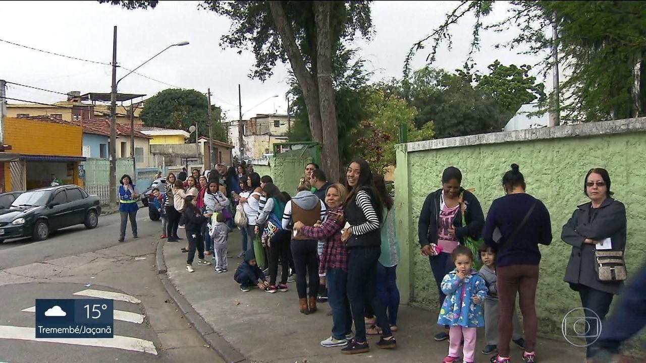 Moradores do Horto são vacinados contra a febre amarela