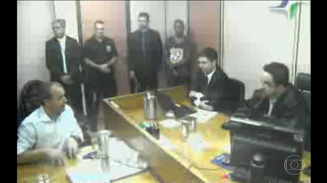 Resultado de imagem para cabral ameaça juiz