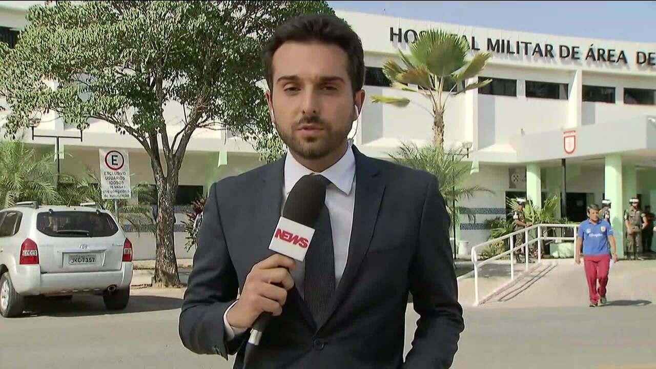 Michel Temer faz exames urológicos em hospital em Brasília