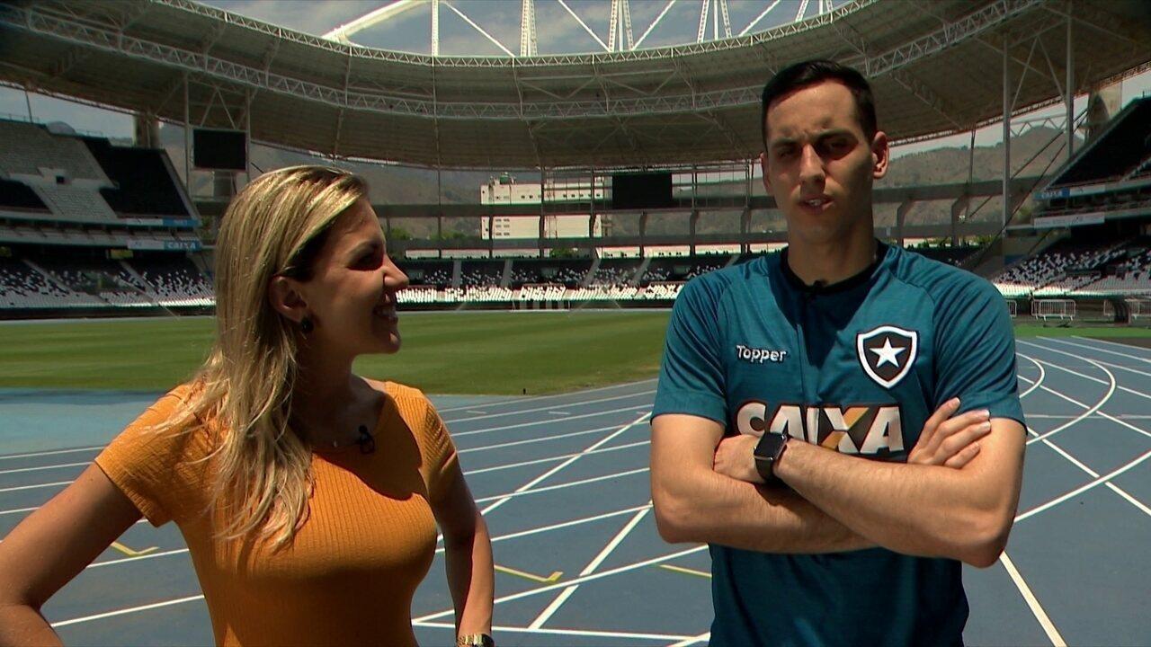 Gatito lista Jefferson e Fábio como melhores goleiros do Brasil