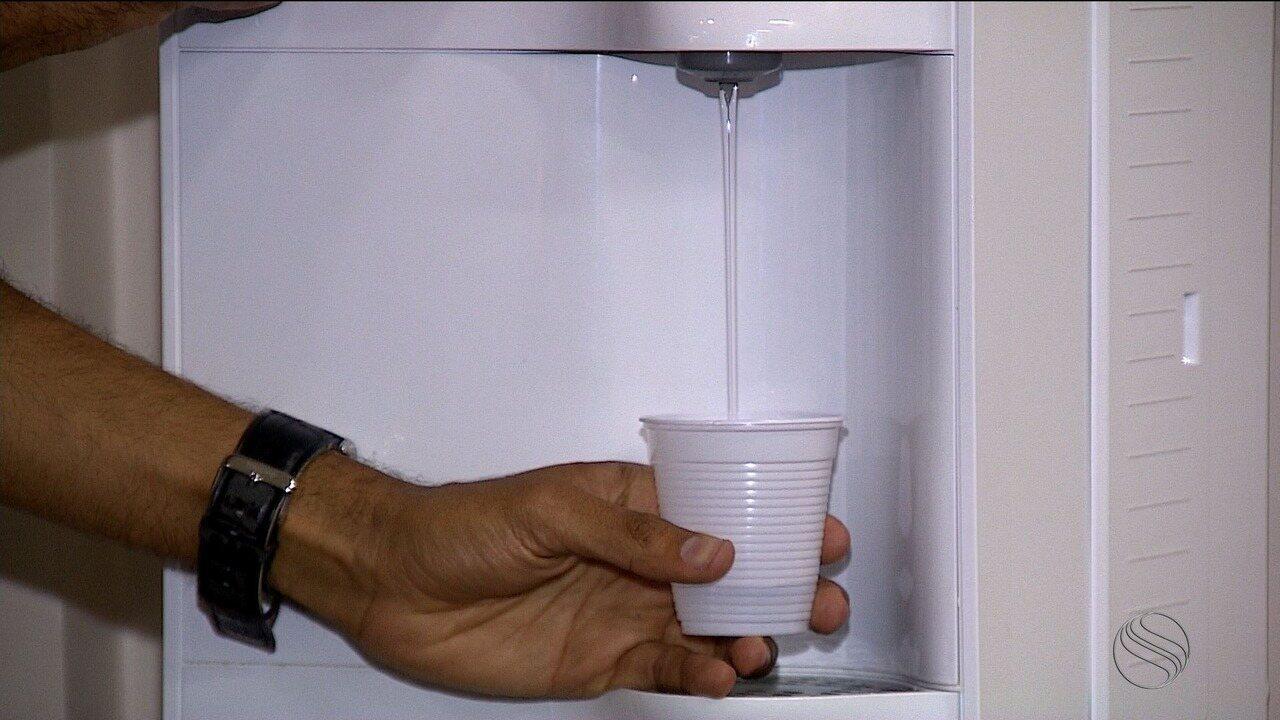 Saiba como é feito o controle da água distribuída em Sergipe