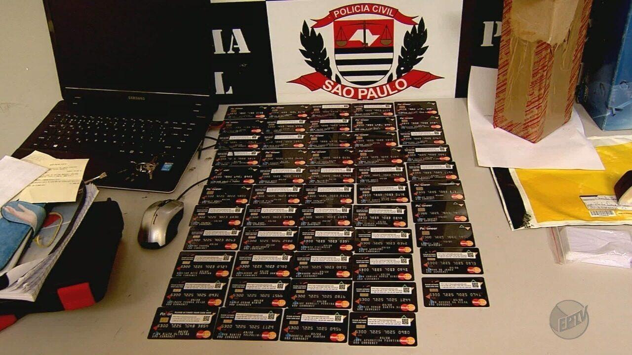 Polícia de Ribeirão Preto descobre esquema de clonagem de cartões de crédito