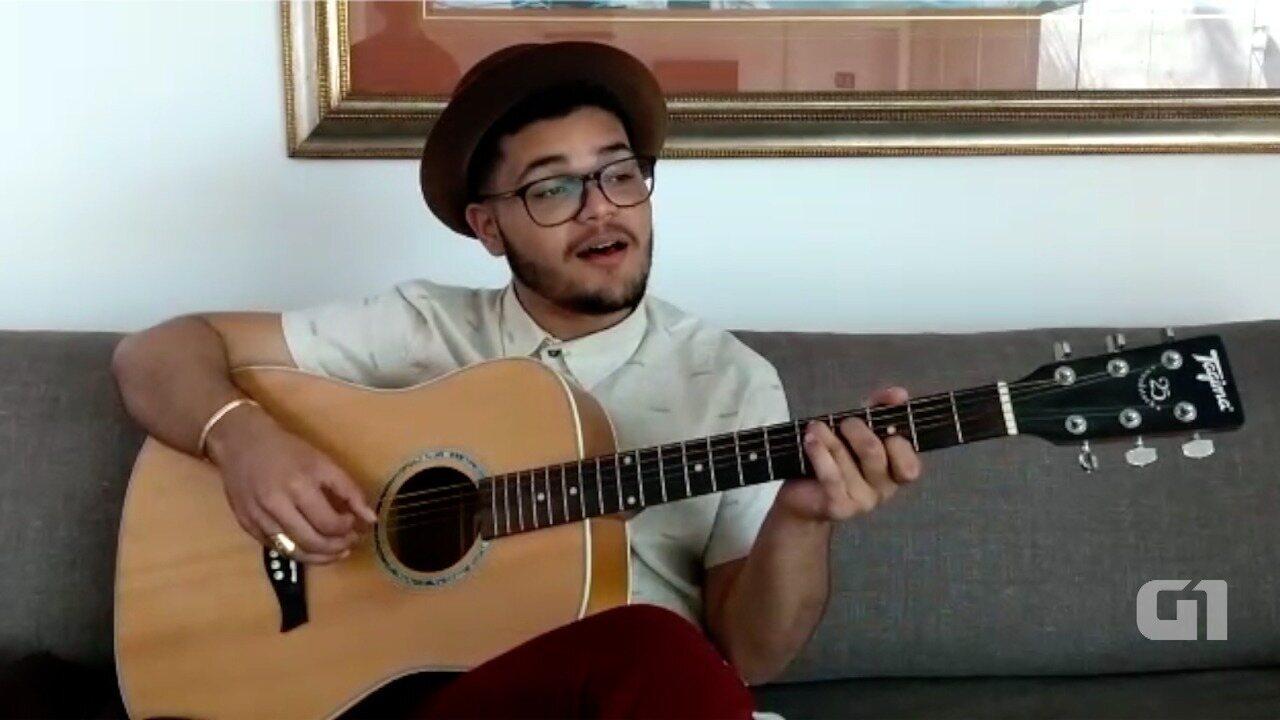 Victor Filgueira canta