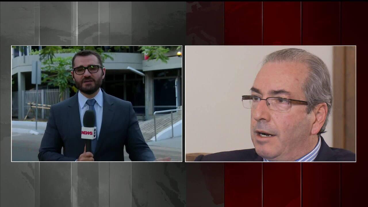 Lúcio Funaro e Eduardo Cunha ficam frente a frente em depoimento sobre desvios de fundos