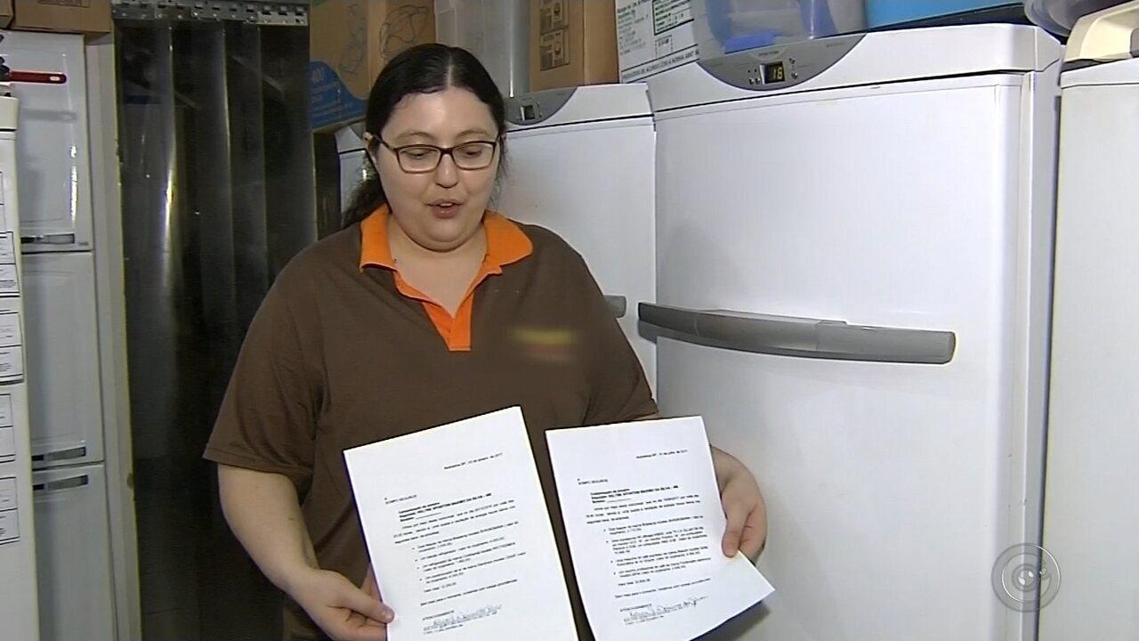 Moradores de Andradina se incomodam com quedas constantes de energia elétrica