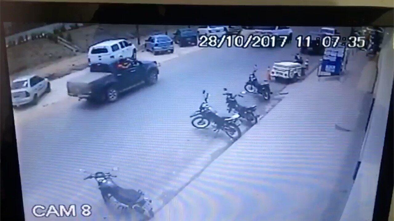 Vídeo mostra ação de policiias militares que balearam delegado