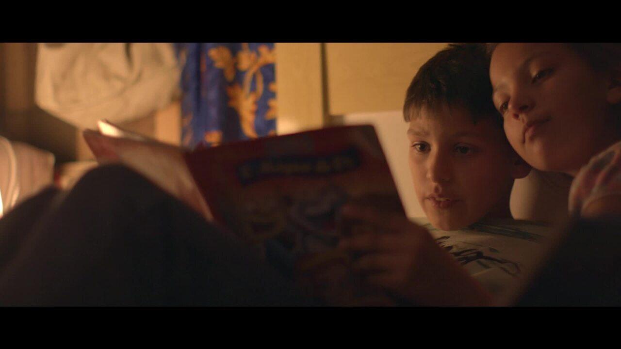 Livros ajudam as crianças a entender o mundo