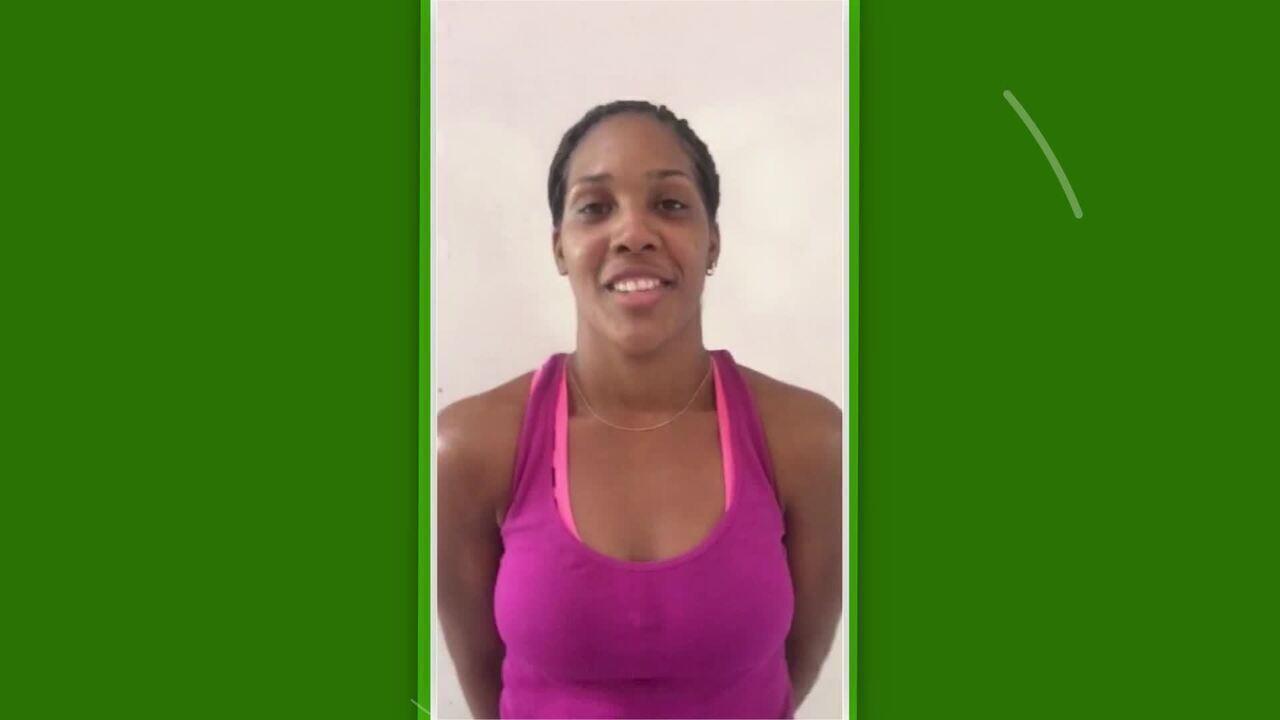 Dominicana Yonkaira Peña anuncia a ida para o Sesc-RJ