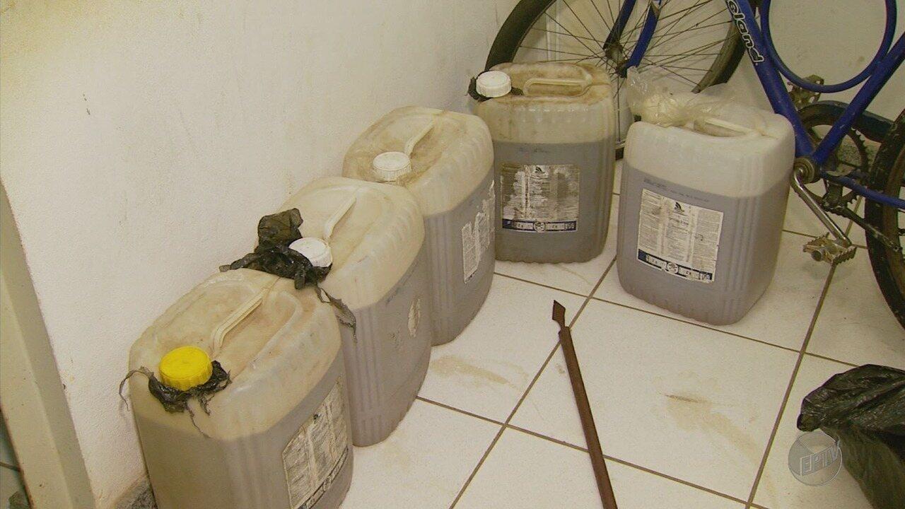 Secretária do Meio Ambiente é presa por desviar combustível em Alfenas, MG