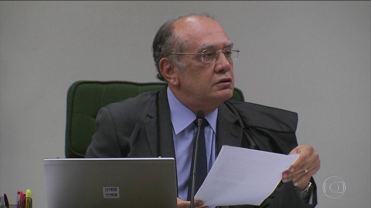 Gilmar suspende transferência de Cabral para presídio federal