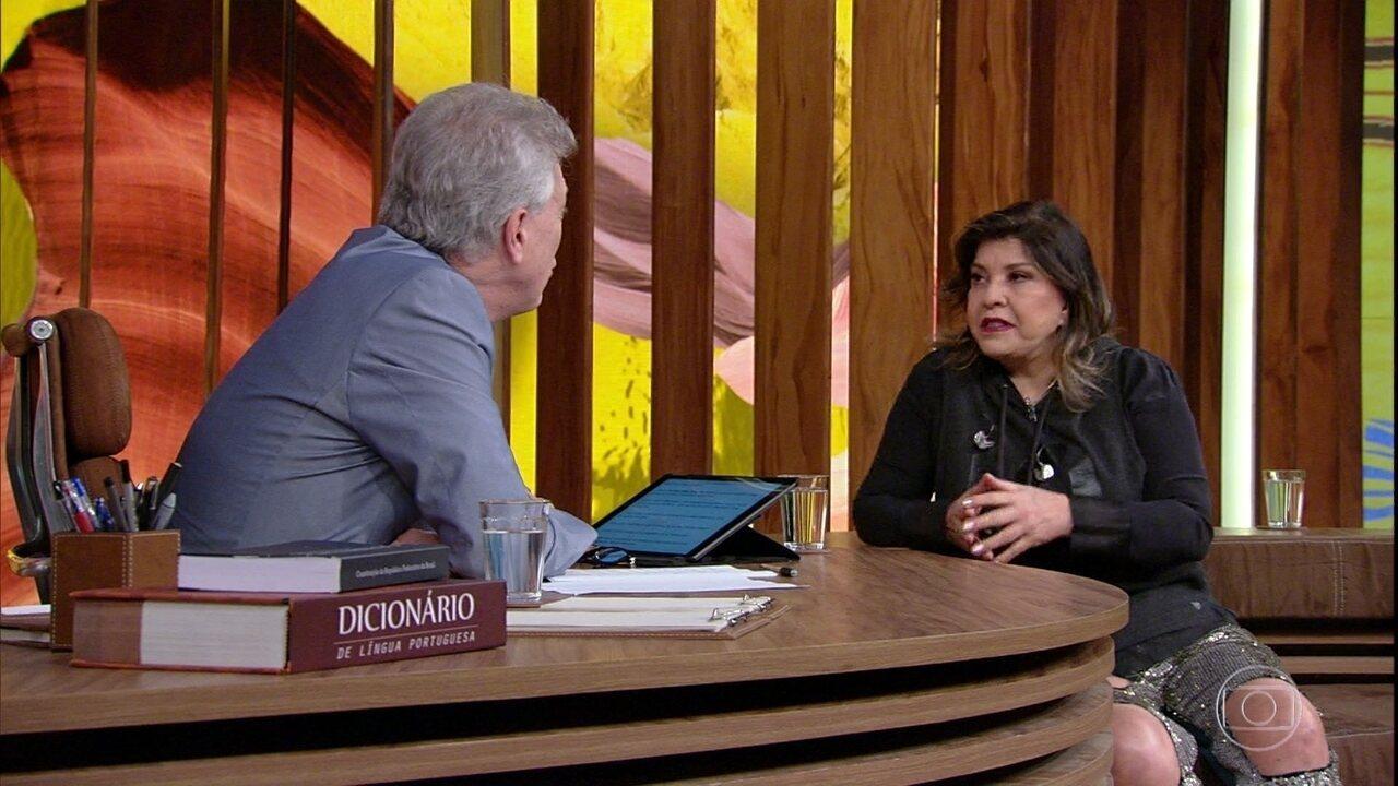Roberta Miranda conta a história de seus pais e fala sobre suas influências musicais