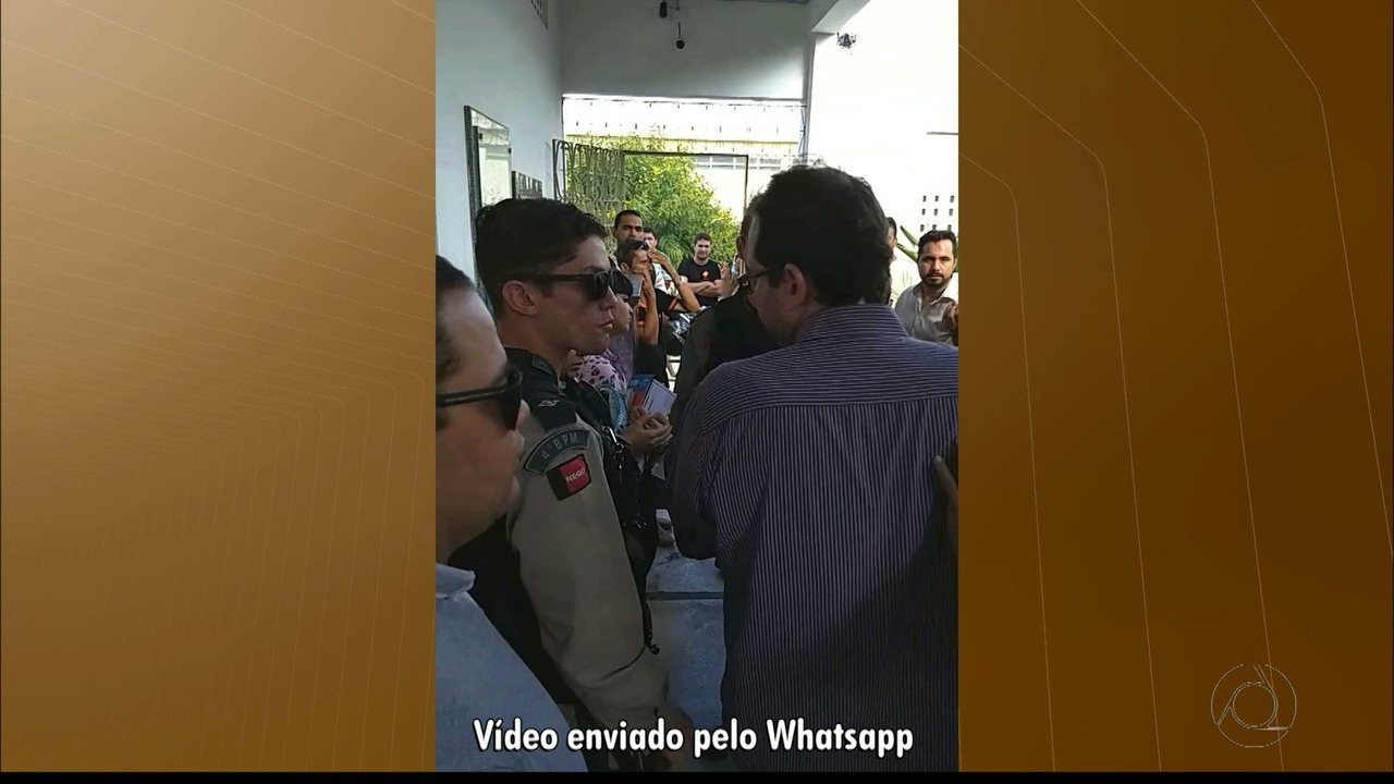 Professora impede aluna policial de fazer prova armada e gera confusão na UEPB
