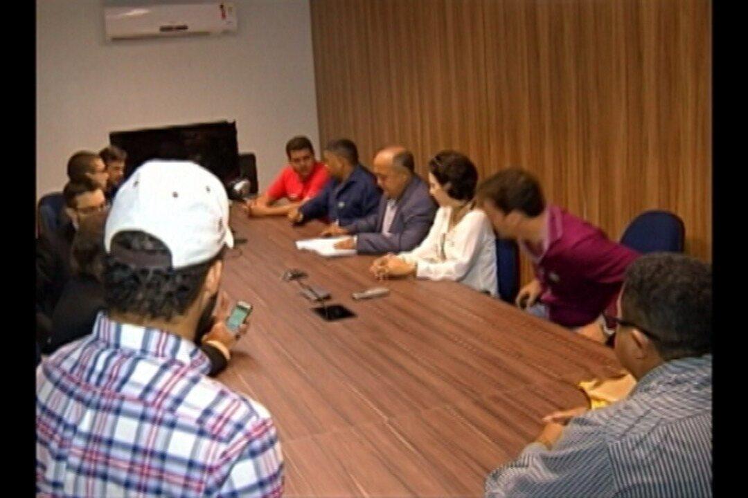Garimpeiros se reuniram com representantes do Ibama e o Ministério Público Federal