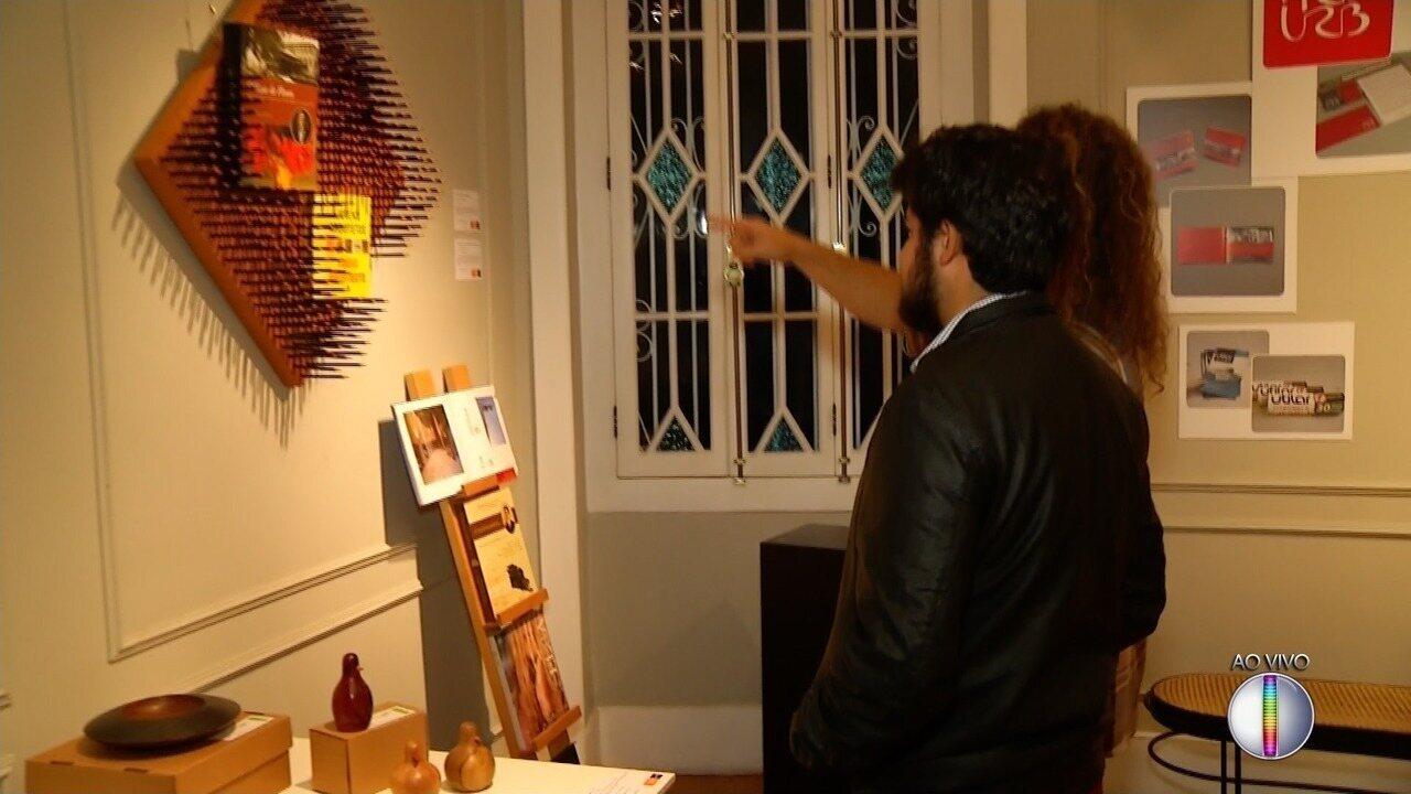Espaço cultural da Inter TV recebe a terceira mostra de design em Petrópolis