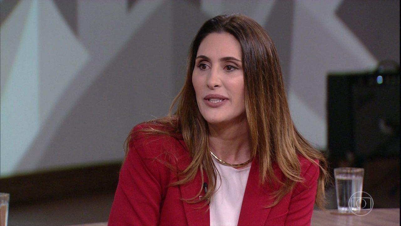Gisela Adissi explica como surgiu seu interesse pelo setor funerário