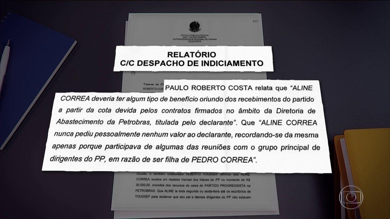 PF indicia filha do ex-deputado Pedro Corrêa na Lava Jato
