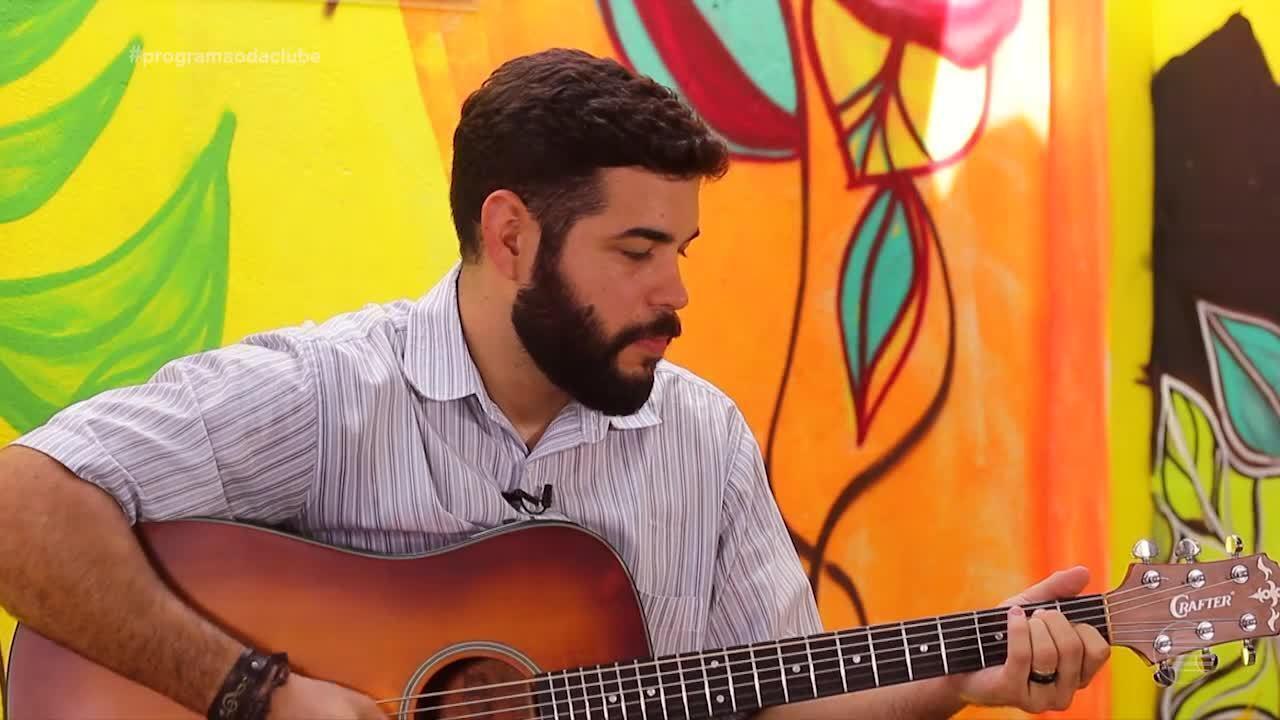Cantor Deibe Viana fala sobre novos projetos e carreira no Piauí