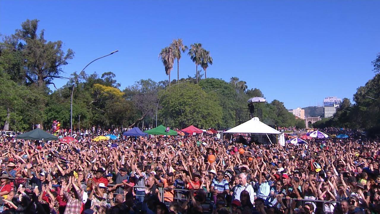 'Galpão' na Festa da Música recebe Tchê Guri, Joca Martins e Juliana Spanevello (bloco 1)