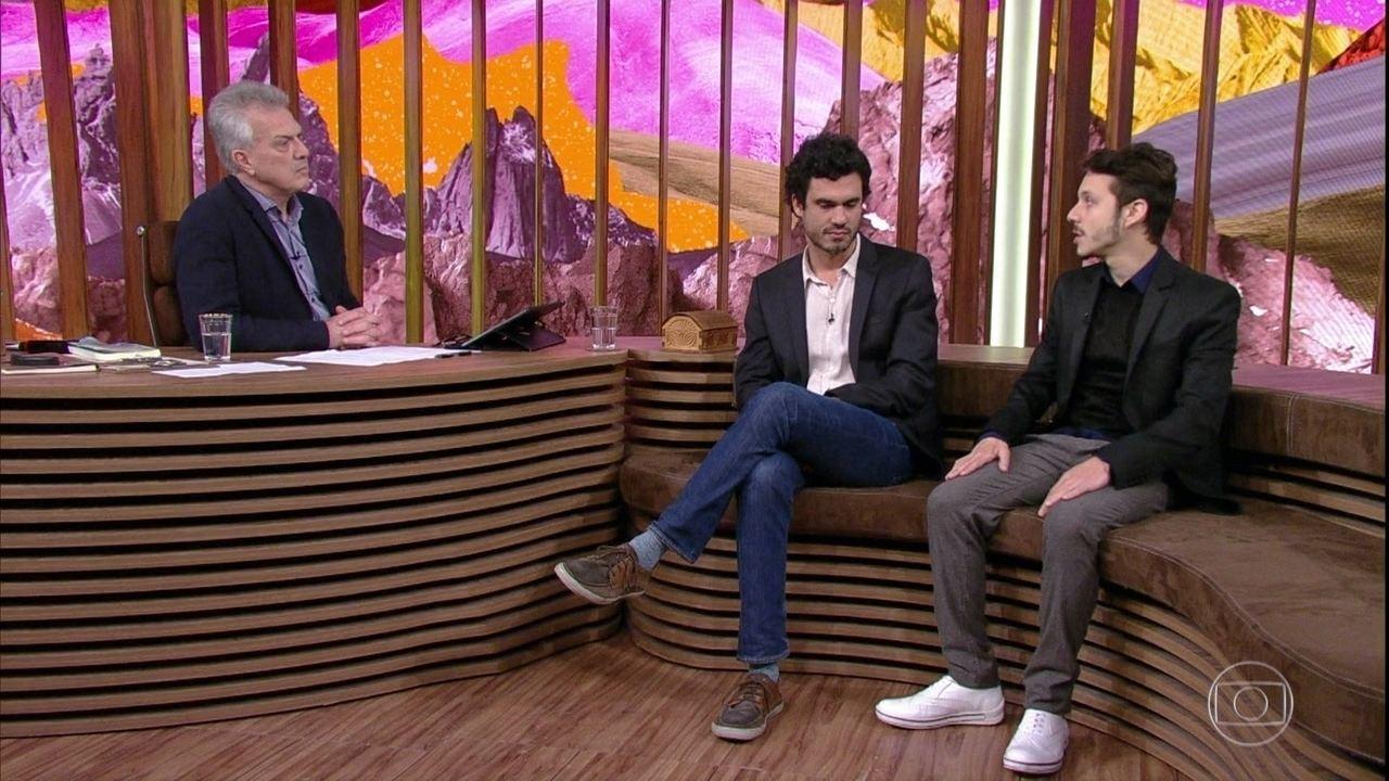 João Pedro Zappa fala sobre os desafios de interpretar Gabriel Buchmann