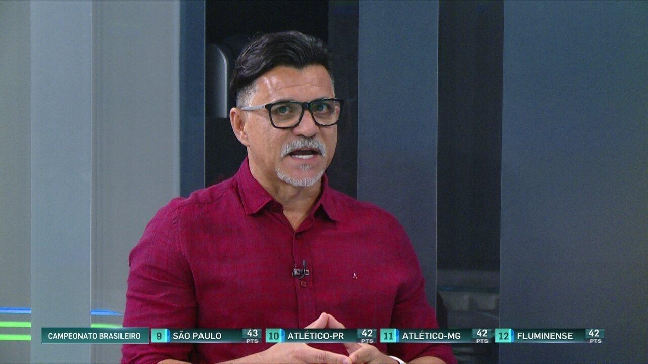 Ricardo Rocha diz que torcedores do Fluminense devem ter orgulho do time atual