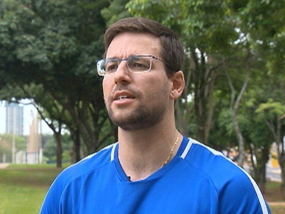 Veja como André Luís fez para perder 27kg em sete semanas