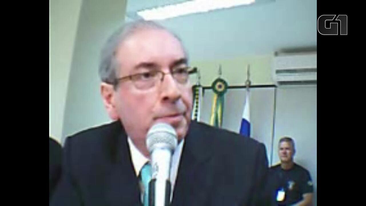 Cunha fala sobre a indicação do Fábio Cleto para a Caixa