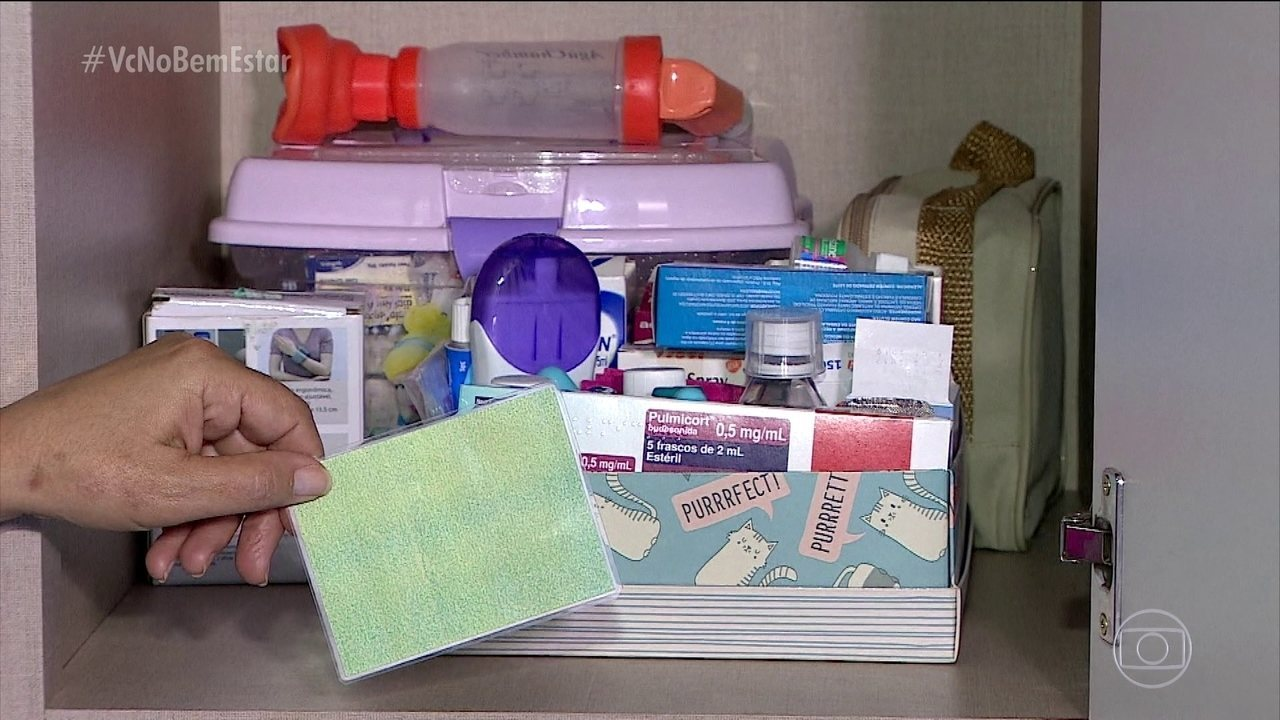 Veja quais cuidados tomar com o 'kit farmácia' que você guarda em casa