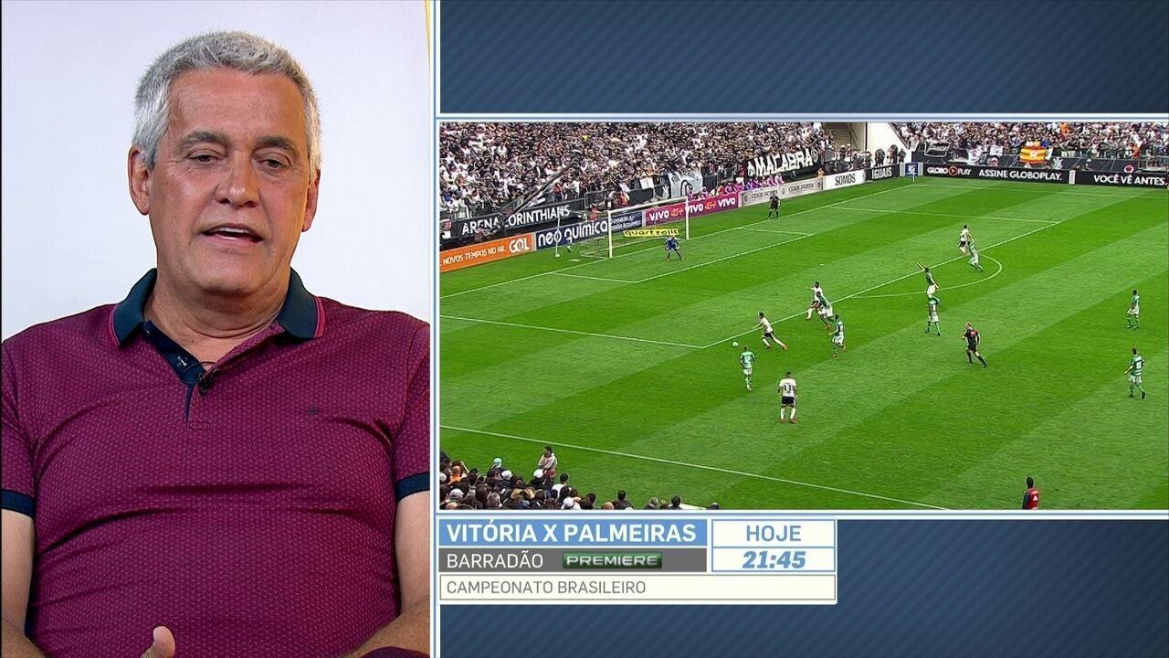 Mauro Naves comenta possibilidade de Lucas Lima ir para o Palmeiras