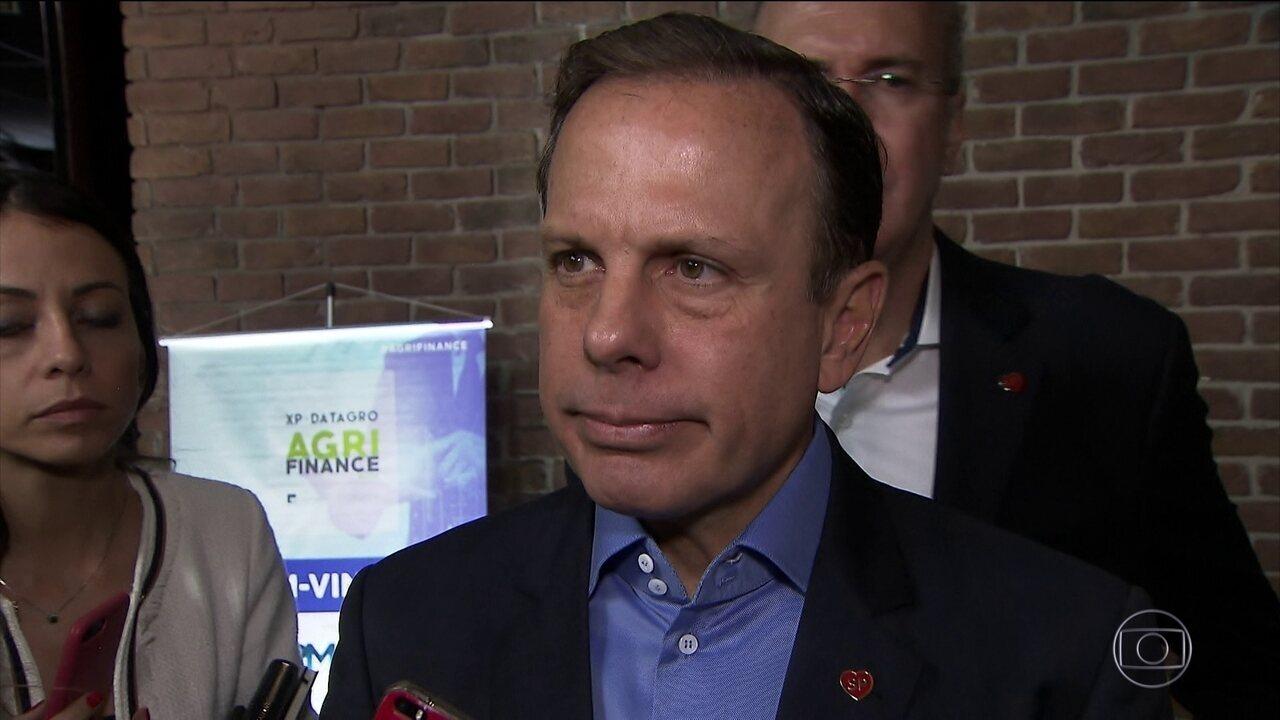 Divulgação de uma reunião na prefeitura de SP provoca demissão do assessor do prefeito