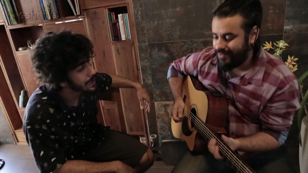 ZéVitor, filho de Jackson Antunes, fala sobre seu primeiro álbum